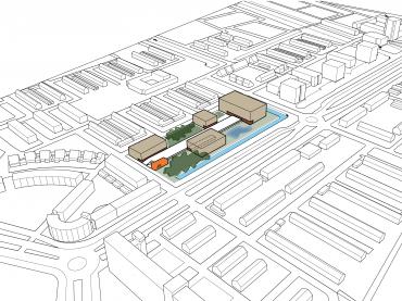 HMWA wint de architectenselectie voor de ontwikkellocatie Bernard de Wildestraat te Breda