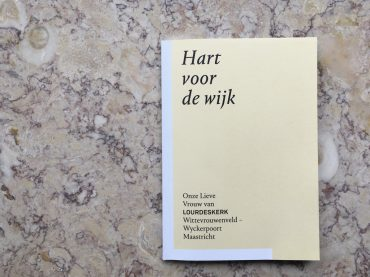 Publicatie Hart voor de Wijk – Een beschrijving van de Lourdeskerk van Frits Peutz
