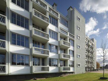 De Gemeenteflat te Maastricht
