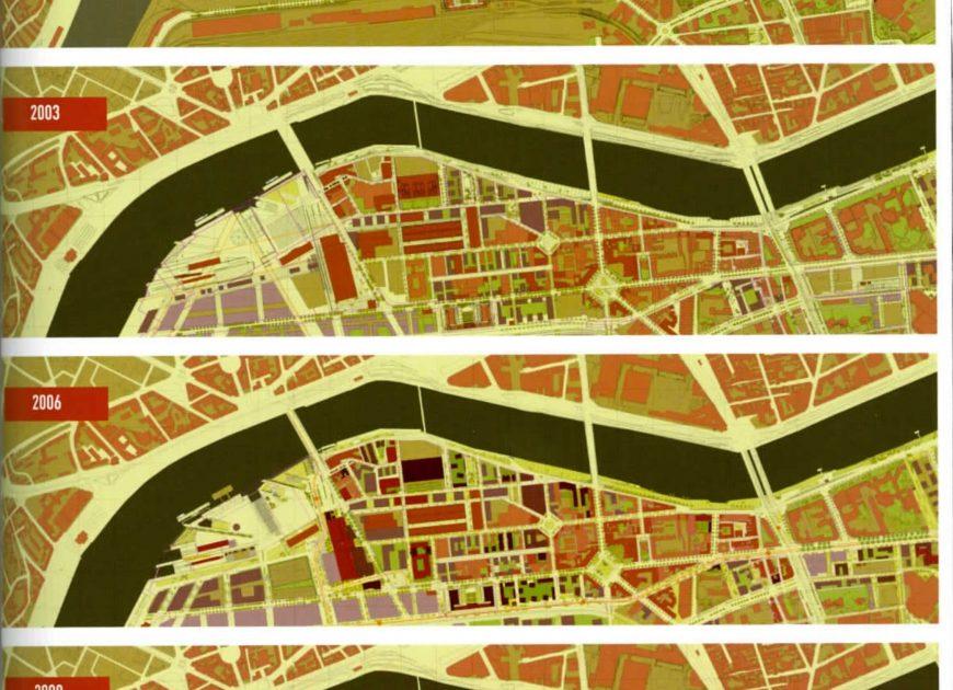 Ontwikkelingssnelheden van de stad
